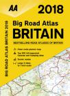 2018 Big Road Atlas Britain Cover Image