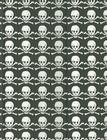 Black Skull & Crossbones Journal Cover Image