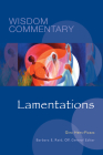 Lamentations, 30 (Wisdom Commentary #30) Cover Image