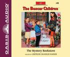 The Mystery Bookstore (Library Edition) (The Boxcar Children Mysteries #48) Cover Image
