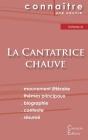 Fiche de lecture La Cantatrice chauve de Eugène Ionesco (Analyse littéraire de référence et résumé complet) Cover Image