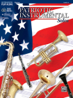 Patriotic Instrumental Solos: Clarinet, Book & Online Audio/Software [With CD] Cover Image