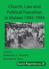 Church, Law and Political Transition in Malawi 1992-1994 Cover Image
