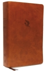 NKJV, Spirit-Filled Life Bible, Third Edition, Imitation Leather, Brown, Indexed, Red Letter Edition, Comfort Print: Kingdom Equipping Through the Pow Cover Image