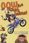 Cow in a Crash Helmet Cover Image