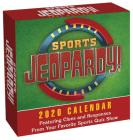 Sports Jeopardy! 2020 Day-to-Day Calendar Cover Image