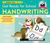 Get Ready for School: Handwriting Cover Image