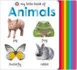 My Little Book of Animals (My Little Books) Cover Image