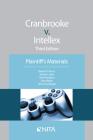 Cranbrooke v. Intellex: Plaintiff's Materials Cover Image