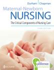 Davis Advantage for Maternal-Newborn Nursing: The Critical Components of Nursing Care Cover Image