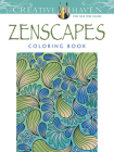 Creative Haven Zenscapes Coloring Book (Creative Haven Coloring Books) Cover Image