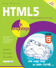 HTML5 in Easy Steps Cover Image