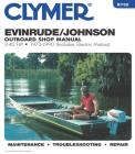 Evinrude/Johnson 2-40 HP OB 73-1990 Cover Image