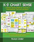 K-2 Chart Sense: Common Sense Charts to Teach K-2 Informational Text and Literature Cover Image