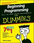 Beginning Programming All-In-One Desk Reference for Dummies Cover Image