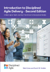 Introduction to Disciplined Agile Delivery - Second Edition Cover Image