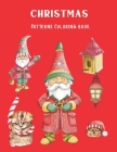Christmas Patterns Coloring Book: Reduce Stress and Have Peace of Mind with this Easy to Color Book - Specially designed Relaxing Patterns for Kids - Cover Image