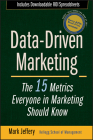 Data-Driven Marketing: The 15 Metrics Everyone in Marketing Should Know Cover Image