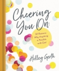 Cheering You on: 50 Reasons Why Anything Is Possible with God Cover Image