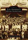 Los Angeles's Historic Filipinotown (Images of America (Arcadia Publishing)) Cover Image