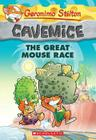 Geronimo Stilton Cavemice #5: The Great Mouse Race Cover Image