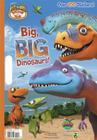 Big, Big Dinosaurs (Dinosaur Train) Cover Image