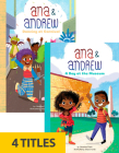 Ana & Andrew (Set of 4) Cover Image