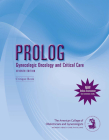 PROLOG: Gynecologic Oncology and Critical Care Cover Image