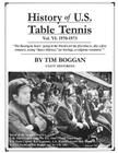 History of U.S. Table Tennis Volume 6 Cover Image