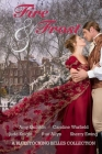 Fire & Frost: A Bluestocking Belles Collection Cover Image