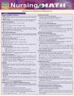 Nursing Math (Quick Study: Academic) Cover Image