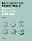 Drawing for Landscape Architects: Construction and Design Manual Cover Image