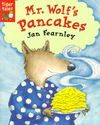 Mr. Wolf's Pancakes Cover Image