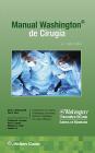 Manual Washington de cirugía Cover Image