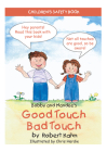Bobby and Mandee's Good Touch/Bad Touch: Children's Safety Book Cover Image