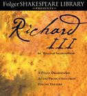 Richard III: A Fully-Dramatized Audio Production From Folger Theatre (Folger Shakespeare Library Presents) Cover Image