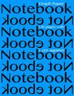 Graph Paper Notebook with 1 CM Squares 120 Pages: Notebook Not eBook with Blue Cover, 8.5 X 11 Graph Paper Notebook with One Centimeter Squares, Perfe Cover Image