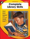 Complete Library Skills, Grade 4 Cover Image