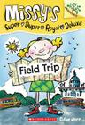 Field Trip: Branches Book (Missy's Super Duper Royal Deluxe #4) Cover Image