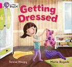 Getting Dressed (Collins Big Cat) Cover Image