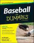 Baseball for Dummies Cover Image