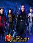 Descendants Coloring Book: A Coloring Book For Kids And Adults With Descendants Pictures, Relax And Stress Relief Cover Image