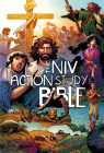 The NIV, Action Study Bible (Action Bible Series) Cover Image