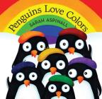 Penguins Love Colors Cover Image