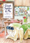 Giant Spider & Me: A Post-Apocalyptic Tale Vol. 1 Cover Image