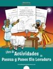 Libro de Actividades de Pascua y Panes Sin Levadura Cover Image