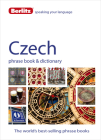 Berlitz: Czech Phrase Book & Dictionary Cover Image