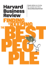 Harvard Business Review on Finding & Keeping the Best People Cover Image