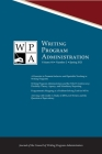 Wpa: Writing Program Administration 44.2 (Spring 2021) Cover Image