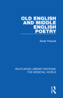 Old English and Middle English Poetry Cover Image